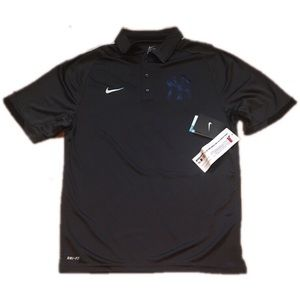 New York Yankees Nike Dri Fit Polo Shirt Small